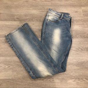 Roberto Cavalli Flare Faded Jeans Size 29